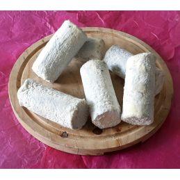Buchette cendrée de chèvre au lait cru