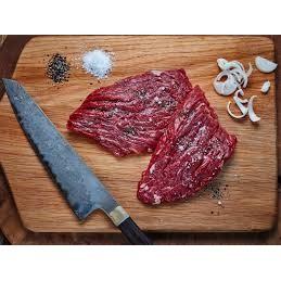 Steaks de Bavette