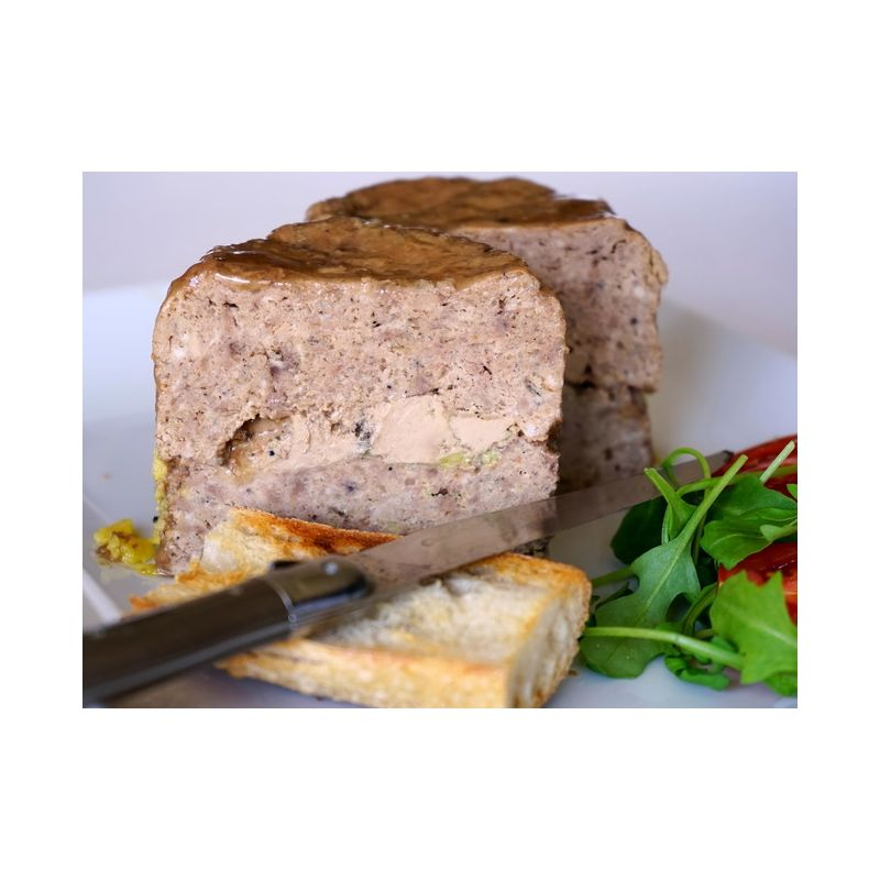 Terrine au foie gras