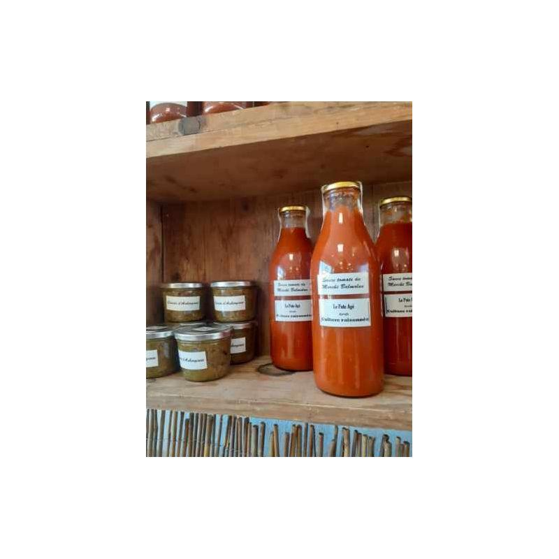 Sauce tomate artisanale