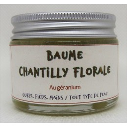 Baume Chantilly florale 50 mL