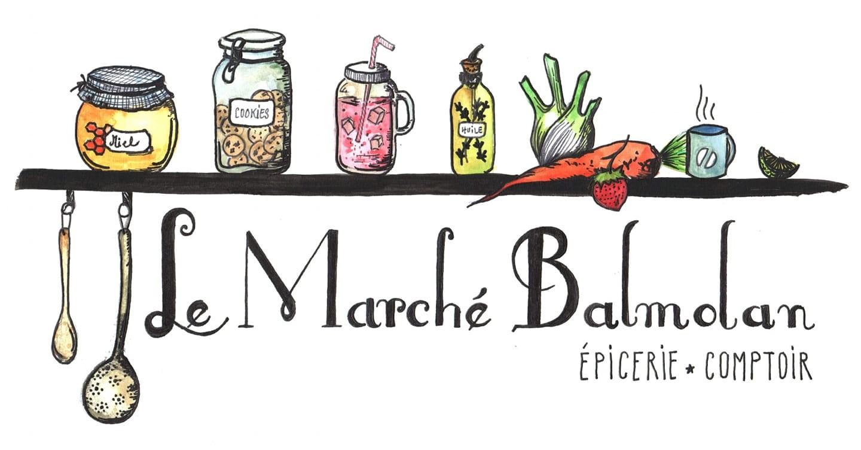 Le marché Balmolan